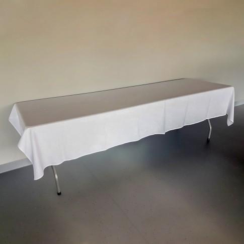 Saliekams furšeta galds | ar galdautu, 240 cm
