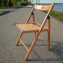 Saliekams koka krēsls<br /><span style=text-transform:none;><small></small></span>