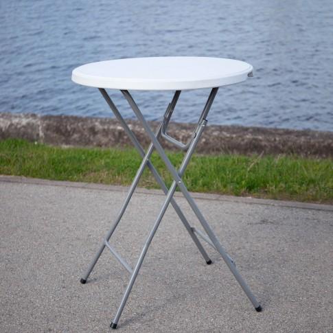 Saliekams bāra stāvgalds | bez galdauta, 81 cm
