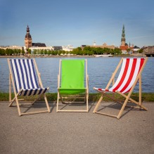 Zvilnis - sauļošanās krēsls<br /><span style=text-transform:none;><small></small></span>