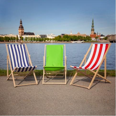 Zvilnis - sauļošanās krēsls