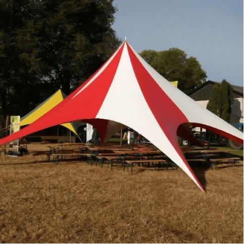 Zvaigznes telts-nojume | noma